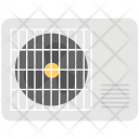 Ac Outdoor Unit Icon