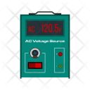 Ac voltage Icon