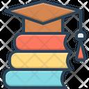 Academic Educational Instructional Icon