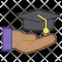 Academic Care Educational Care Educational Service Icon