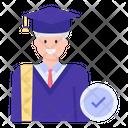 Academic Judge Icon