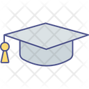 Academic Mortar Board Icon