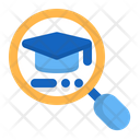 Academic Research Online Education Academic Search Icon