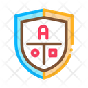 Academy Emblem Logo Icon