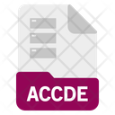 Accde file Icon