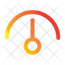 Acceleration Meter Fuel Icon