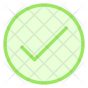 Accept Check Mark Icon