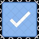 Tick Box Accept Icon