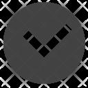 Accept Ok Complete Icon
