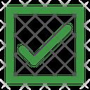 Accept Check Good Icon