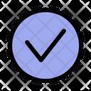 Accept Check Ok Icon