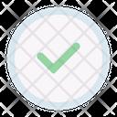 Accept Ok Button Icon