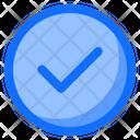 Accept Check Tick Icon
