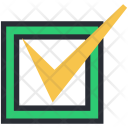 Accept Approved Checkmark Icon