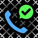 Accept Call Icon