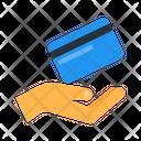 Bank Card Credit Icon