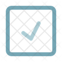 Accepted Approved User Interface Icon