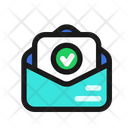 Accepted Application Letter Icon