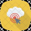 Access Cloud Data Icon