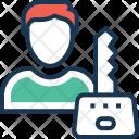 Access Avatar Profile Icon