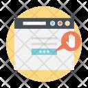 Access Login Authorization Icon