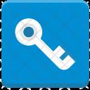 Key Access Pin Icon
