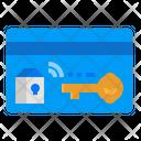 Access Room Key Icon