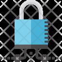 Access Lock Network Icon
