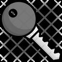 Access Key Lock Key Icon