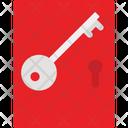 Access File Access Key Icon
