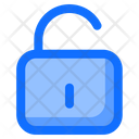 Access Unlock Padlock Icon