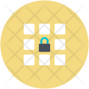 Access Lock Code Icon