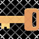 Access House Key Icon