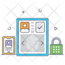 Access Control System Icon