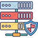 Access Denied Data Protection Data Safety Icon