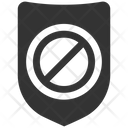 Block Protection Security Icon