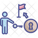 Access For Freedom Icon