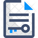 Accessv Access Key Access File Icon