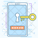 Access Key Access Login Access Account Icon