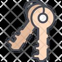 Access Keys Icon