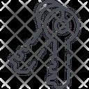 Access Key Keys Icon