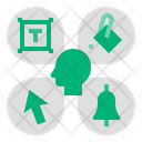 Accessibility Userexperience Uxuidesign Icon