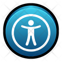 Accessibility Disabled Disability Icon