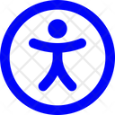 Accessibility Disability Wheelchair Icon
