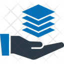 Accession Accretion Acquisition Icon