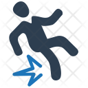 Accident Fall Risk Icon
