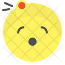 Accident Face Emotion Icon
