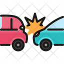 Accident Insurance Car Icon