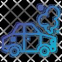 Accident Car Crash Icon
