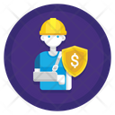 Accident Compensation Compensation Injury Icon